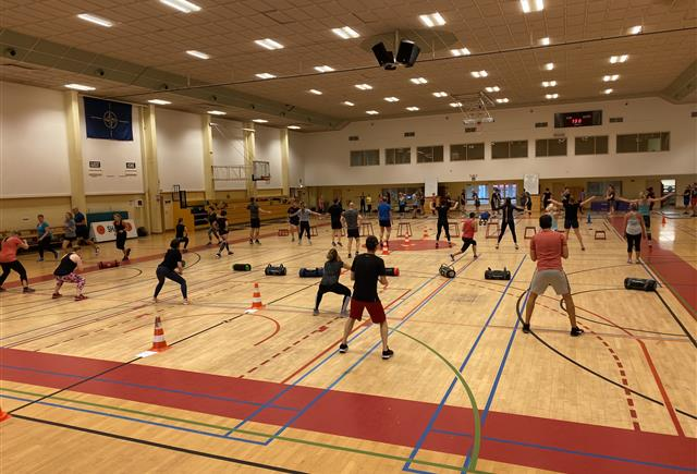 Sports & Fitness Centre -TEMPORARY CLOSED-